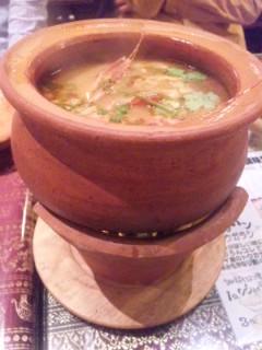 タイ料理で交流会