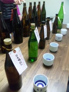 北島酒造蔵見学