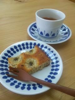 Tea Gardenのティータイム