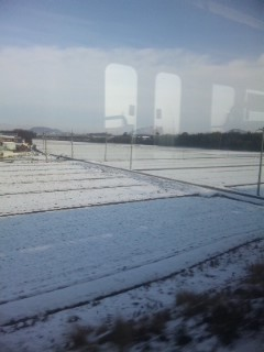 またまた雪国