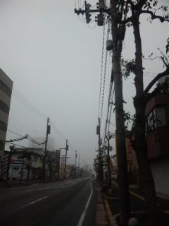 濃霧の日、ミネストローネ