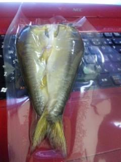 淡水魚の味