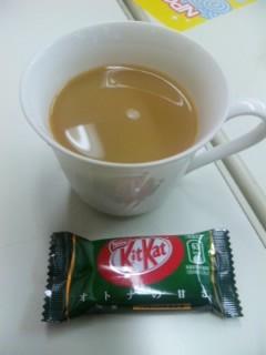 抹茶キットカット