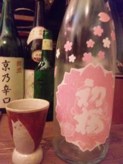 「初桜」満開バージョン