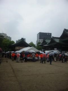 上方日本酒ワールド2014行きました!