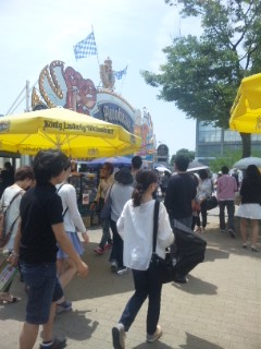 オクトーバーフェスト大阪2014