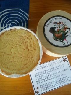 「松の司」ウォッシュチーズ