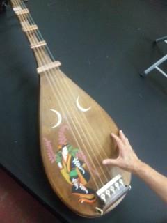 琵琶の音色と語りの世界