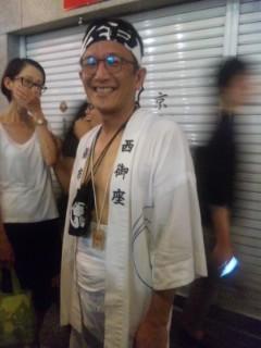 祇園祭の御神輿