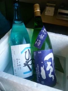 京都滋賀の夏限定酒 let's呑み比べパーティー!
