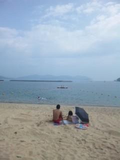吉里吉里海岸海水浴場