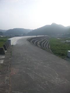 田老の堤防