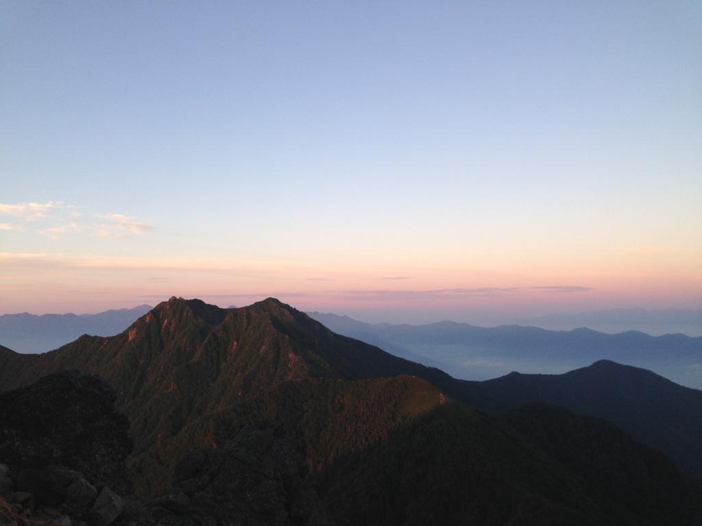 登山者の遭難率