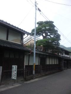 近江八幡商人屋敷