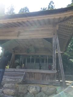 久多 シコブチ神社
