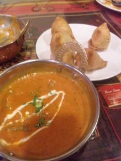 インド料理と総選挙