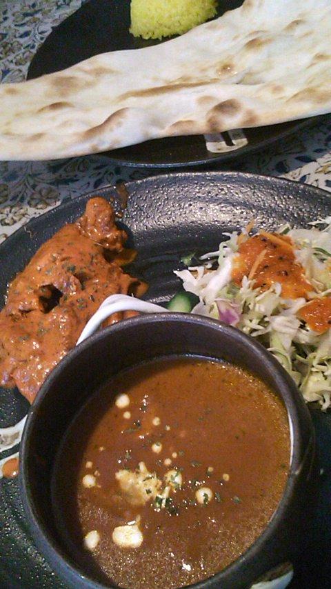 インド料理 ラジュ