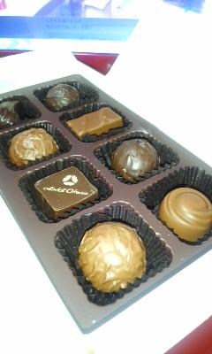 セルフバレンタインチョコレート