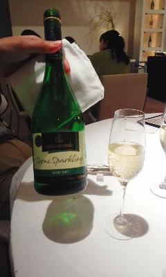 ホテルニューオウミでワインとタパス