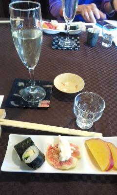 お酒とお料理の会at和さお