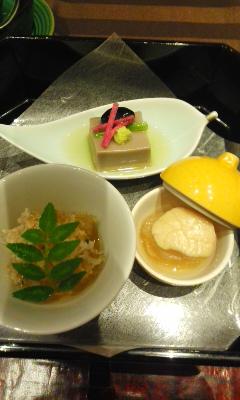 琵琶湖ホテルおうみで滋賀の日本酒の会
