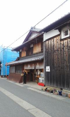 川島酒造に伺いました