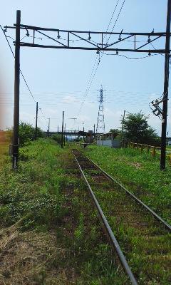 近江鉄道で出張