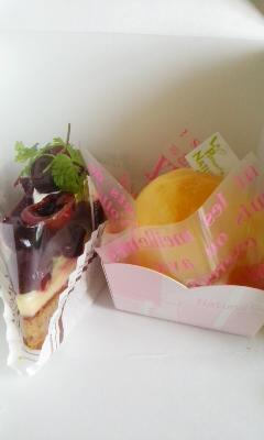 季節のフルーツ三昧