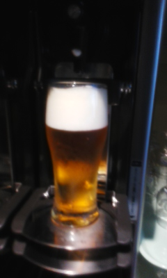 酒燗機とビール機