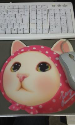 マウスパッド 二種