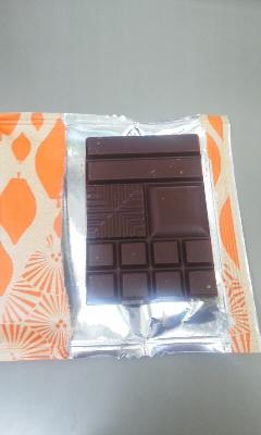 鼻風邪にチョコレート