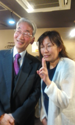 近江の地酒推進協議会と講演会と懇親会、終了