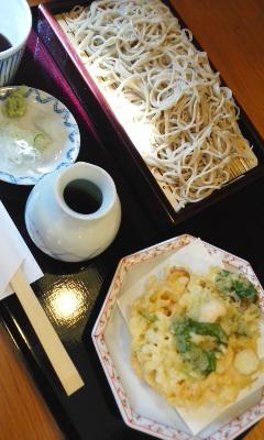 鎌倉の美味しいお蕎麦