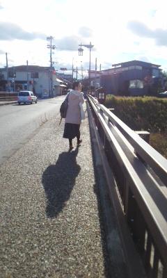 旧東海道歩いてみた