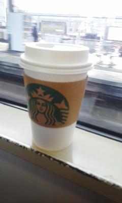 コーヒーお代わり