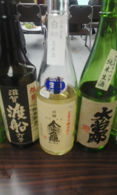 日本酒研修会