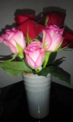 バラの花束プレゼント