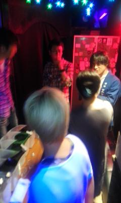 グラブMOVE 日本酒イベント