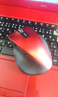 新マウス到着