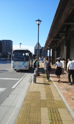 長浜にて研修