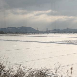 野洲川以北は北国?
