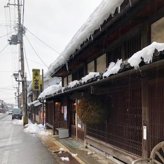 雪の木之本
