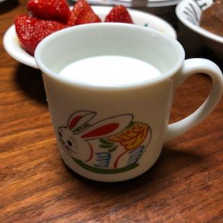 調宮のマグカップ