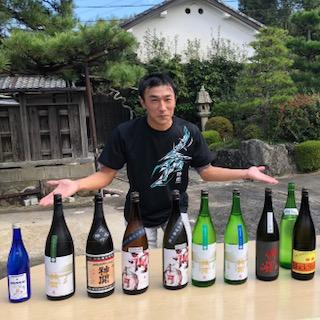 藤本酒造蔵開き 藤本社長壮行会に行って来ました!