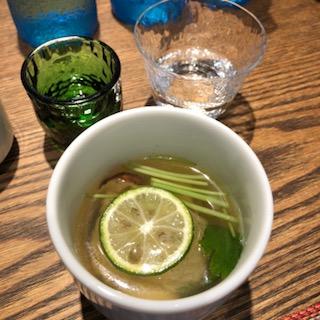 土曜日は、十八番 蔵元を囲む会 北島酒造